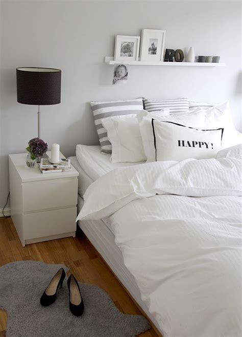 decoracion de habitaciones en color blanco  curso de