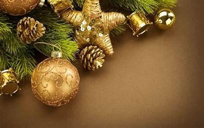 Christmas Decorations Ornaments Desktop 4k Cones Wallpapers