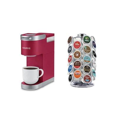 Keurig machines take the guesswork out of making coffee and quickly brews a cup with the press of a button. Keurig K-Mini Plus Single-Serve Coffee Makers at Lowes.com