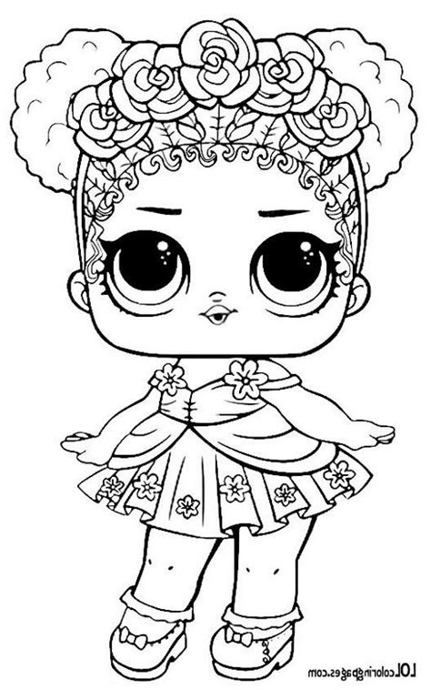 Coloring Lol Surp by Baby Coloring Page Lotta Lol Lol T