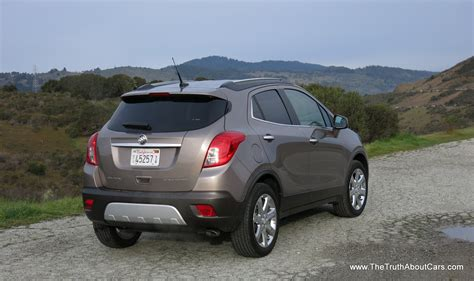 2013 Buick Encore Reviews by Review 2013 Buick Encore The About Cars