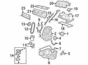1999 Ford Explorer Gasket  Air Crossover  Engine Intake