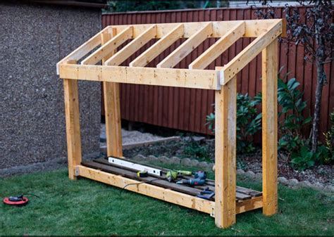 how to build a small shed small wood shed plans
