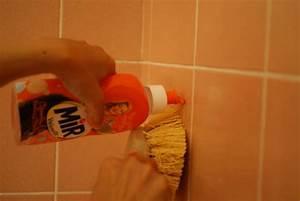 un nettoyant anti calcaire maison pour la salle de bain With enlever calcaire carrelage salle de bain