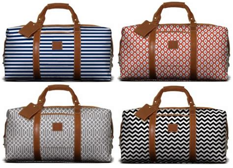 weekender bag  barrington gifts custom fabric