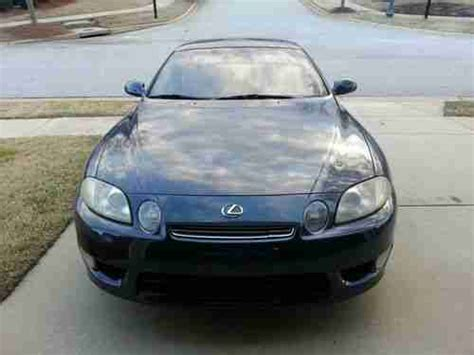 auto manual repair 1997 lexus sc parental controls buy used 1997 lexus sc300 5 speed manual transmission extra rare in greenville south