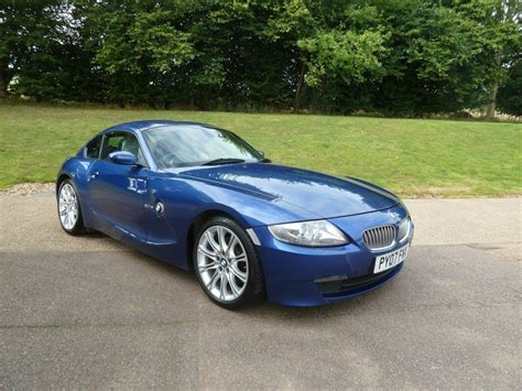 Used 2007 Bmw Z4 Coupe Z4 Si Sport Coupe For Sale In Herts