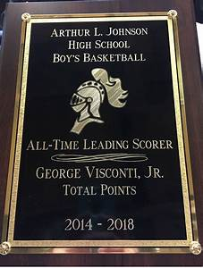 George Visconti Becomes AL Johnson's All-Time Leading ...