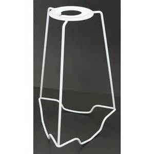 Lampshade Spider Fitting Uk by Shade Carrier For Unsupported Lamp Shade With Adapter Ring