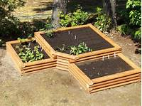 raised bed garden ideas DIY Wooden Pallets - Pallet Idea