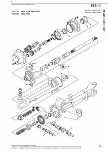 Ford 5600 Parts Diagram