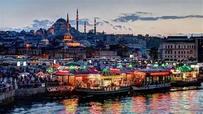 Istanbul Market Evening Turkey Wallpapers стамбул Istambul