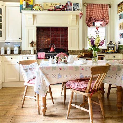 Vintage Countrystyle Kitchen  Kitchen Decorating