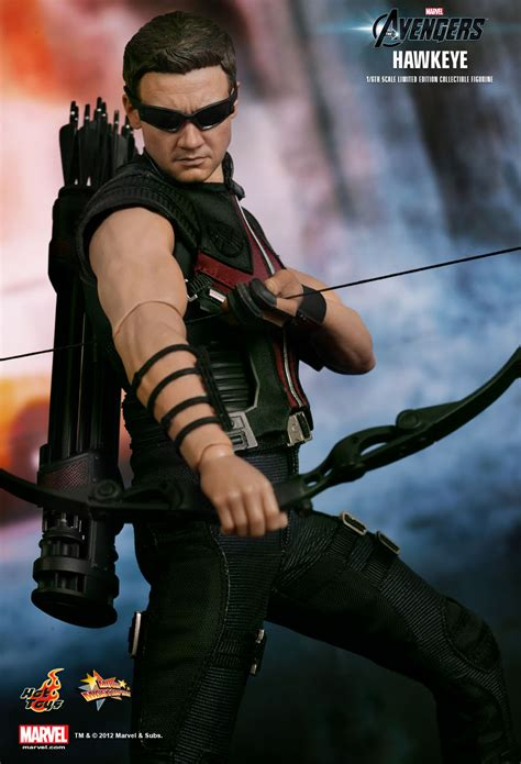 Hot Toys The Avengers Hawkeye Scale Limited