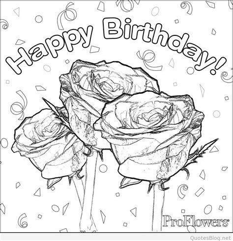 happy birthday drawing cards  getdrawings
