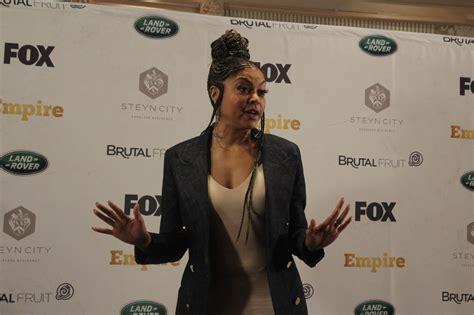 Empire Actress, Taraji P. Henson Is On A Tour Of South