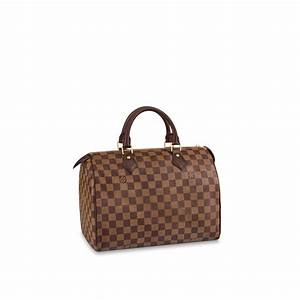 Louis Vuitton Tasche Speedy : speedy 30 damier ebene canvas handtaschen louis vuitton ~ A.2002-acura-tl-radio.info Haus und Dekorationen