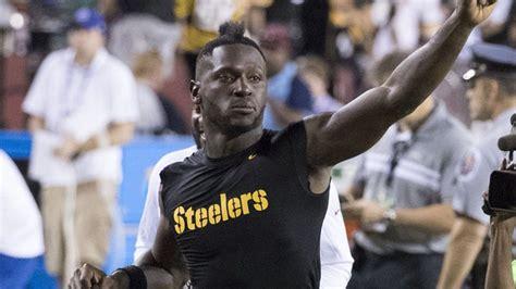BREAKING: Antonio Brown reportedly heading to Buffalo ...
