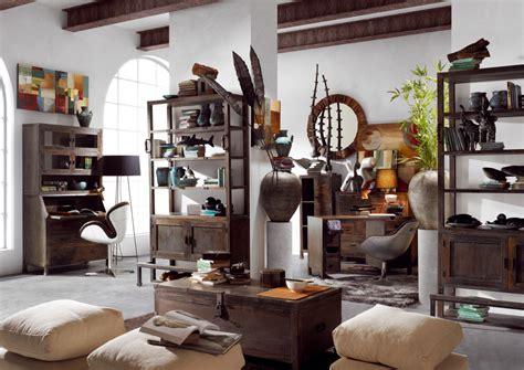 estilo industrial ya en fontana mobiliario fontana