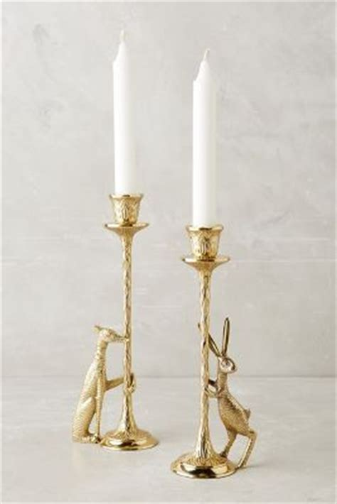 anthropologie candle holder 1000 ideas about taper candle holders on