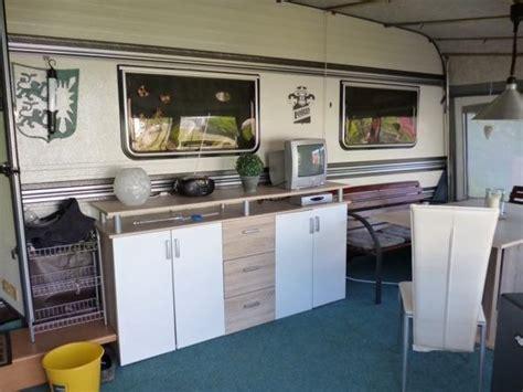 wohnwagen mit vorzelt wohnwagen mit vorzelt und winterdach in delve an der eider in burg kaufen und verkaufen 252 ber