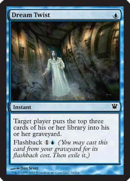 dream twist innistrad magic the gathering at