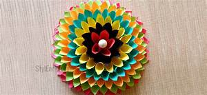 Wall Decoration Ideas to Make Floral Craft for Your Walls!