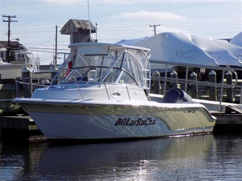 Sea Fox Voyager Boats by Sea Fox 236 Voyager Boats For Sale In New Jersey