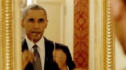 Obama President Sunglasses Mirror Cool Teaching Coaster
