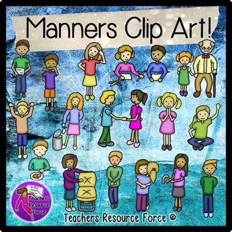 manners for kids clipart images manners for kids clipart 24