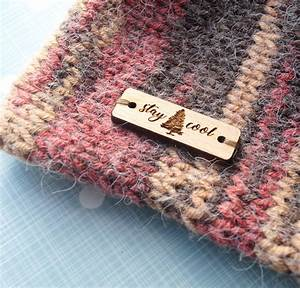 wood clothing labels custom garment labels personalized With cloth tags for handmade clothing