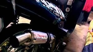 Daeng Sai4 Pipe For Mio  210cc