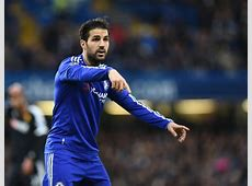 Chelsea's Cesc Fabregas is staying put, says Guus Hiddink
