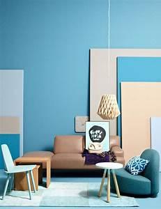 Beige Grau Kombinieren : wohnen mit farben einrichten mit blau sch ner wohnen ~ Indierocktalk.com Haus und Dekorationen