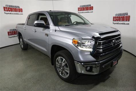 Toyota Tundra 1794 Edition 2017 by New 2017 Toyota Tundra 1794 Edition 4wd Crew Cab In