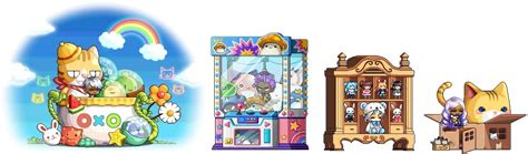 Maplestory Chairs With Effects by Updated Shop Specials 7 20 7 26 Maplestory