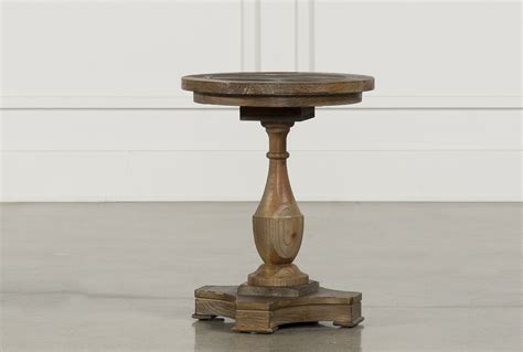 living spaces end tables harrison round end table living spaces