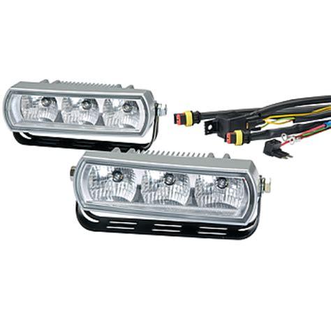 off road running lights 3 led daytime running light kit