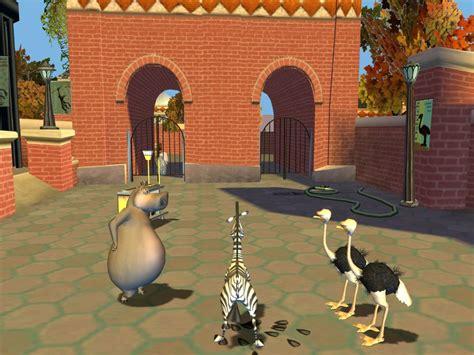 Madagascar Download (2005 Puzzle Game)