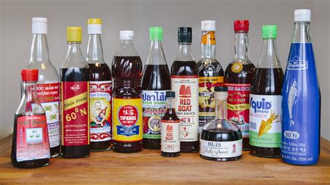 fish sauce fish sauce taste test 13 brands compared our daily brine