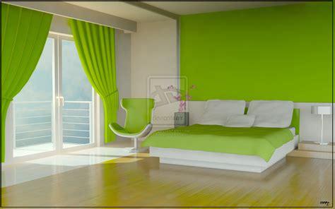 chambre to chambres couleur vert design interieur