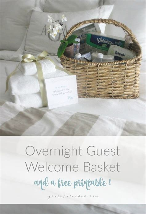 bedroom designs small spare ideas wedding welcome gift overnight guest welcome basket perfect for the holidays 713 | b0e837c0a9cc7e95b3b673eb46f2eea6