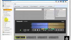 How To Configure Pabx Kx Ns300 For Panasonic With