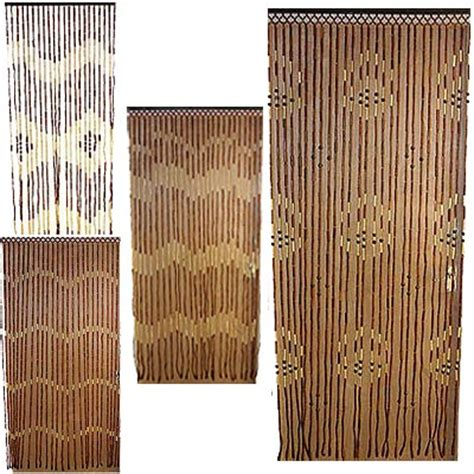 jvl provence beaded door curtain squares arrows small