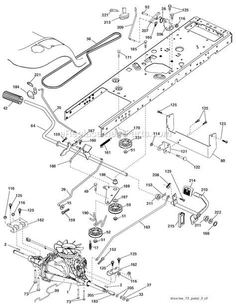 Poulan Mower Wiring Diagram by Poulan Pro Pb 30 Mower Parts Diagram