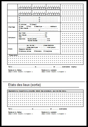 l tat de si e camus modele etat des lieux simple document