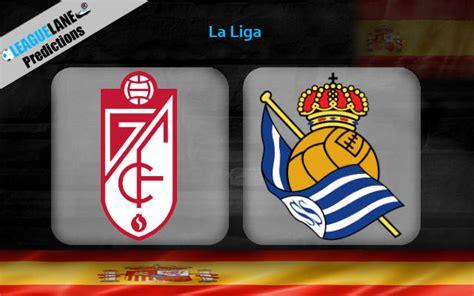 Granada vs Real Sociedad Prediction, Betting Tips & Match ...