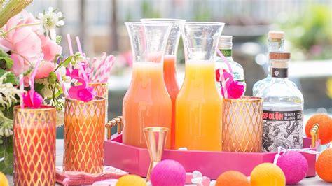 summer party ideas  decorations martha stewart