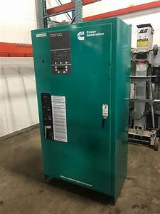 Used 150 Amp Cummins Automatic Bypass Transfer Switch