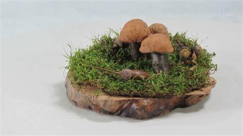 Pilze Für Garten Basteln by Deko Tipps Pilze Basteln Aus Naturmaterialien Einfach